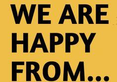 #Happy #Tourisme