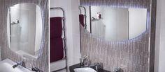 Curved Mirrors - Utopia Bathroom Furniture - http://www.utopiagroup.com/