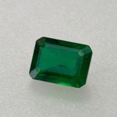 1.16ct Emerald Cut Zambian Emerald $1,769.00