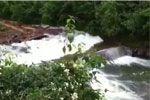 Crecida de un Río en Suiza - 12 de July del 2012