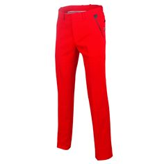 Golf clothing men golf pants quick dry colorful golf trousers top brands S-XXL 6colors DEFREEDOM free shipping