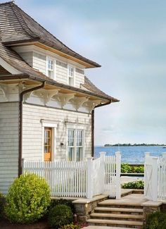 The perfect Nantucket-style shingled beach house!