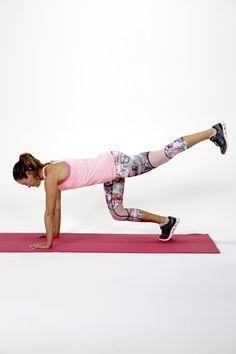 The Best Beginner Workout —No Equipment Needed