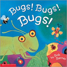 Bugs! Bugs! Bugs! Also on tumble books!