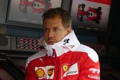 Sebastian Vettel, Barcelona Winter testing, 2016