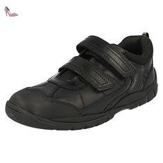 Rhino Warrior, Chaussures Bateau Homme, Noir (Black), 41.5 EUStart Rite