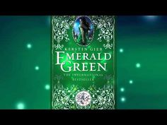 EMERALD GREEN By Kerstin Gier She wasn't expecting to travel through time...or to lose her heart.  Gwyneth Shepherd's sophisticated, beautiful cousin Charlotte has been prepared her entire life for traveling through time. But unexpectedly, it is Gwyneth who in the middle of class takes a sudden spin to a different era! Together, Gwyneth and Gideon journey through time to discover who, in the 18th century and in contemporary London, they can trust.