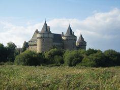 chateau de suscinio bretagne