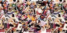 Coisas Bacanas: Check list da maquiagem