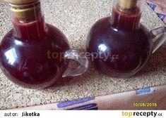 Griotka z červené řepy recept - TopRecepty.cz Home Canning, Nordic Interior, Beverages, Drinks, Everything, Food To Make, Food And Drink, Smoothie, Herbs