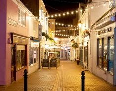 Brighton Lanes-got lost through them a few times! unlike anywhere else..so cute