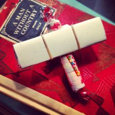 Katies Life Ever After: Airplane Party Favors and Tutorial