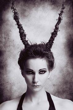 Model: Marisa  Photographer: Ricardo Gonçalves - Sights From Beyond Art