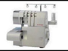 Singer 14SH754 Sewing Machine - YouTube