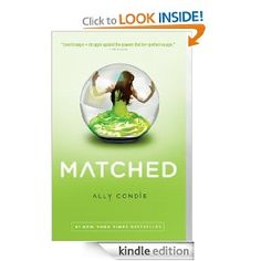 Matched Trilogy - Every minute you spend with someone gives them a part of your life and takes a part of theirs.