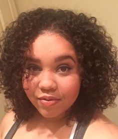 AZ Curly Girl #naturalhair #twistout #natural #mixedchick #curly #curls #sheamoisture