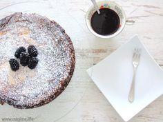 Saisonal, regional & gut für die Seele: Brombeer-Cheesecake