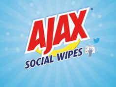 Ajax Social Wipes #facebook #twitter Chez moi, ca ne fonctionne pas au 1er essai avec Facebook !