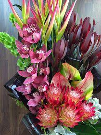 Urban Flower: Australian Native Flower Arrangements For Church Event in Baulkham Hills