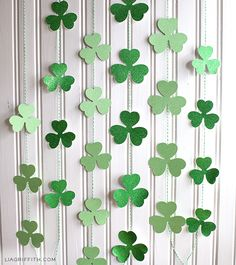 St. Patrick's Day Party Decor