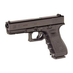 Glock 17 ❤ liked on Polyvore featuring weapons, armas, guns, other, zombies and fillers