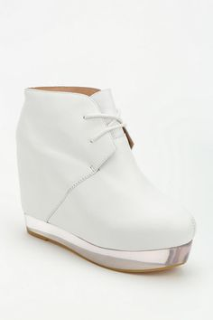 Jeffrey Campbell Alexis Hidden Wedge Ankle Boot