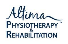 The New Logo for Altima Physiotherapy & Rehabilitation. Check our our new website too! >>>Click on the logo to be redirected!