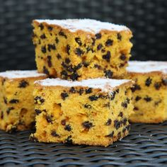 Forget Muffins... Try A Huffkin. Here Are Three Cakes You've Never Heard Of