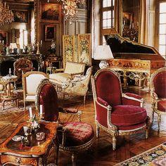 Hotel Lambert. Paris - 28 Maximalist Rooms