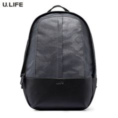 ULIFE Camouflage Top Handle Backpack Laptop Travel School Shoulder Daypack  #ULife #MessengerShoulderBag