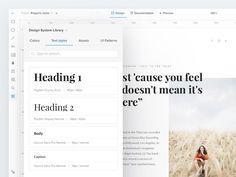 UXPin #DesignSystems: #Typography by Adam Zielonko