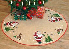 Trendy Colors, Vivid Colors, Jute, Round Rugs, Carpet, Santa, Room Decor, Christmas Tree, Make It Yourself
