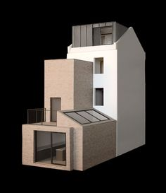 modelarchitecture: by al jawad pike modelarchitecture: by al jawad pike Architecture Portfolio, Residential Architecture, Architecture Photo, House Extension Design, House Design, Urban Interior Design, Architectural Sculpture, Architectural Models, 3d Modelle