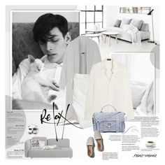 """""""Good Morning.."""" by rainie-minnie ❤ liked on Polyvore featuring Surya, Joseph, Paige Denim, Tom Ford, Proenza Schouler, Abercrombie & Fitch and Rory Dobner"""