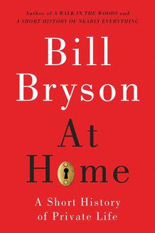 I'm about a third through this...it's fantastic: a well-written history of homes and home life through the mid 1800s.
