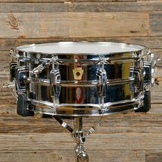 Ludwig 5x14 Supraphonic Snare Drum 1967