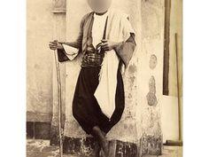 Le costume traditionnel tunisien