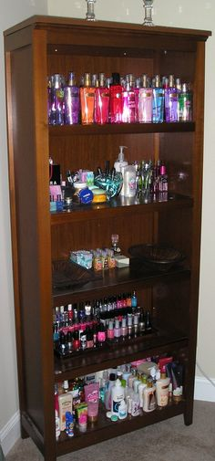 Glamorous Addiction: Makeup Table, Storage, and Collection