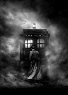 """Demons run when a good man goes to war."" - River Song (Doctor Who, 2011)."