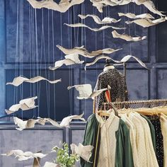 Away with the birdies. : @thisisjules in our Leeds store