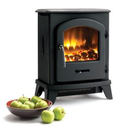 £575.00 Broseley Serrano Electric Stove