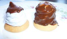 Jak udělat domácí mini indiánky | recept Cheesecake, Pudding, Desserts, Food, Food And Drinks, Bakken, Tailgate Desserts, Deserts, Cheesecakes