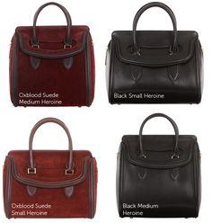 Alexander McQueen's New Iconic Bag!
