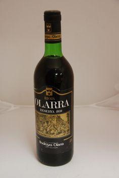 Bodega: Olarra D.O./Zona: D.O.Ca Rioja País: España Tipo de vino: Tinto Crianza: Con crianza