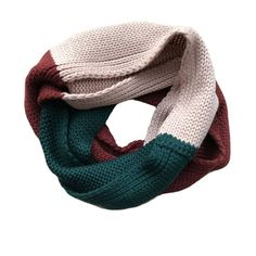 A new entry this season is the loop scarf. We love how it simple to fit and stays on, espcially with the smaller kids! The cool and cosy accessory designed to complement your Mabli outifts. Mixing and matching just became a lot easier! This one is in a redwood, forest and blush combination.  100% Extra fine merino wool