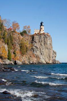 Split Rock Lighthouse by Becky Anderson, via 500px