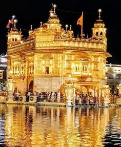 Golden Temple Amritsar, Building, Religion, Travel, Creative, Viajes, Buildings, Religious Education, Trips