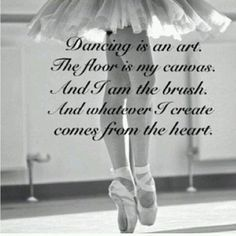 cute ballet quotes - Google Search