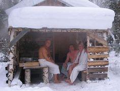 Banya - Russian sauna Steam Sauna, Steam Bath, Steam Room, Swedish Sauna, Finnish Sauna, Saunas, Sauna Ideas, Portable Sauna, Outdoor Sauna