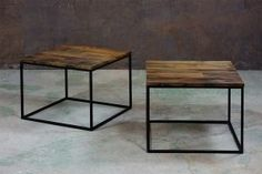 60 Metal Coffee Table • Dwellers • Tictail